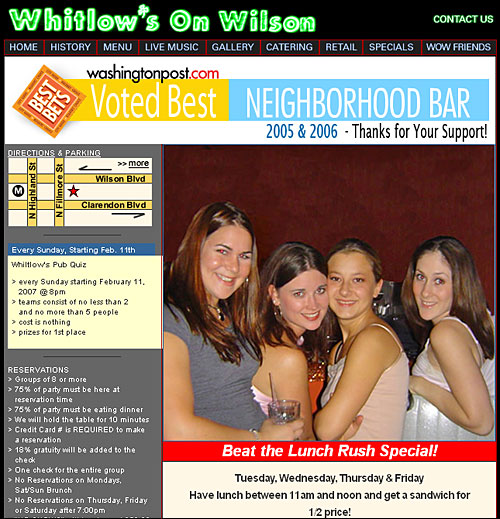 Who are the Whitlow's Girls