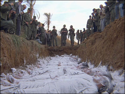 Full Metal Jacket: Mass Grave