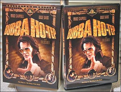 Bubba Ho-Tep DVD